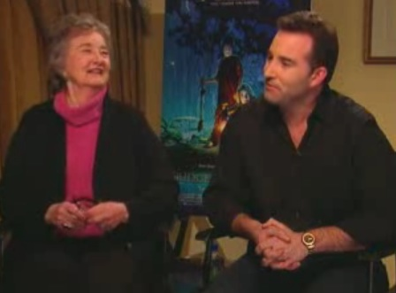 Katherine Paterson & David Paterson Interview